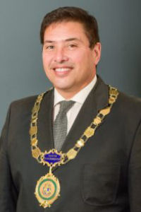 Councillor Mark Willemse
