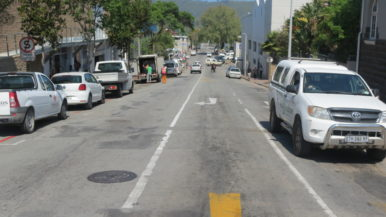 Grey Street soon to be upgraded as part of Knysna's CBD Renewal Programme